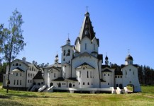 Владимирский скит. Церковь Владимира Равноапостольного